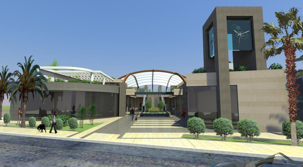 MMgroup Consulting Engineers » Shopping Center Platanias, Chania ...